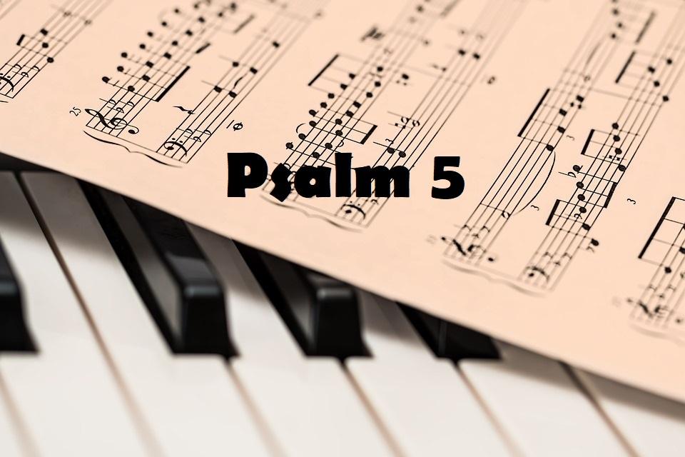 tekst psalm 5