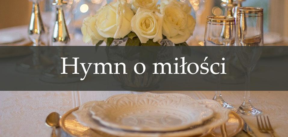 Hymn o miłości