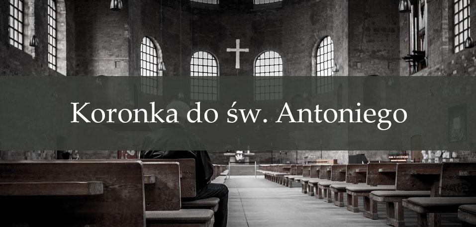 Koronka do św. Antoniego