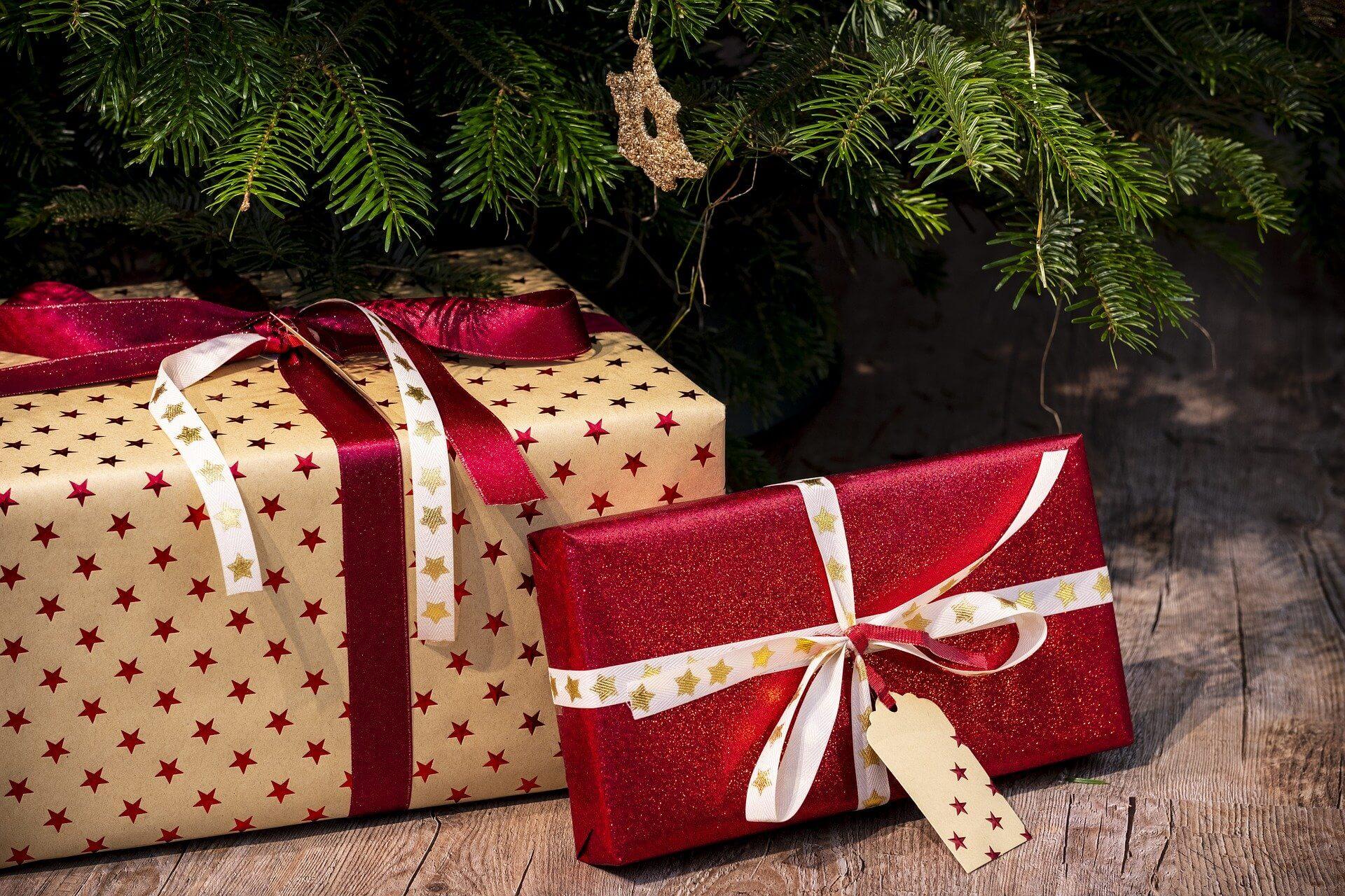 bozonarodzeniowe prezenty