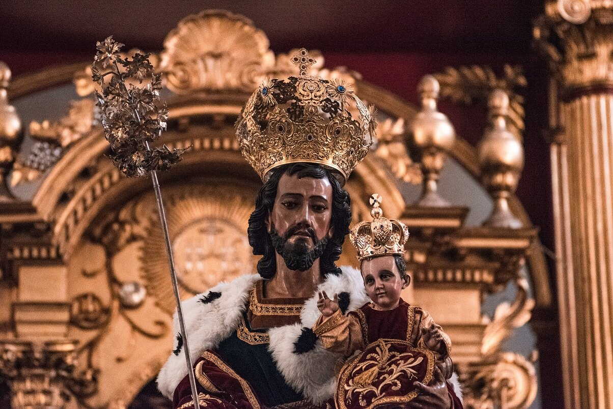Święty Józef - człowiek pokornego serca